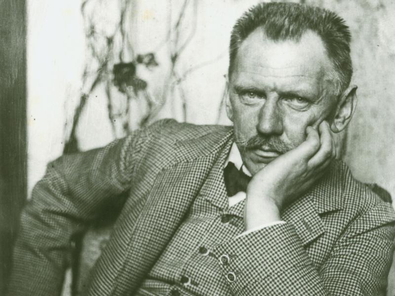 Portrait des Architekten Seidl