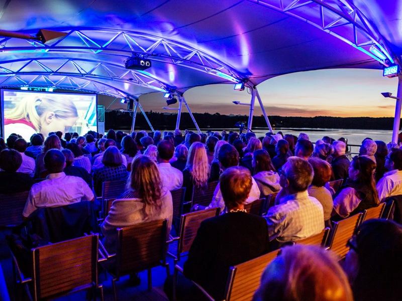 Dampferfahrt Starnberger See Open Air Kino fsff
