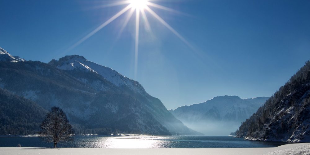 Achensee Winter