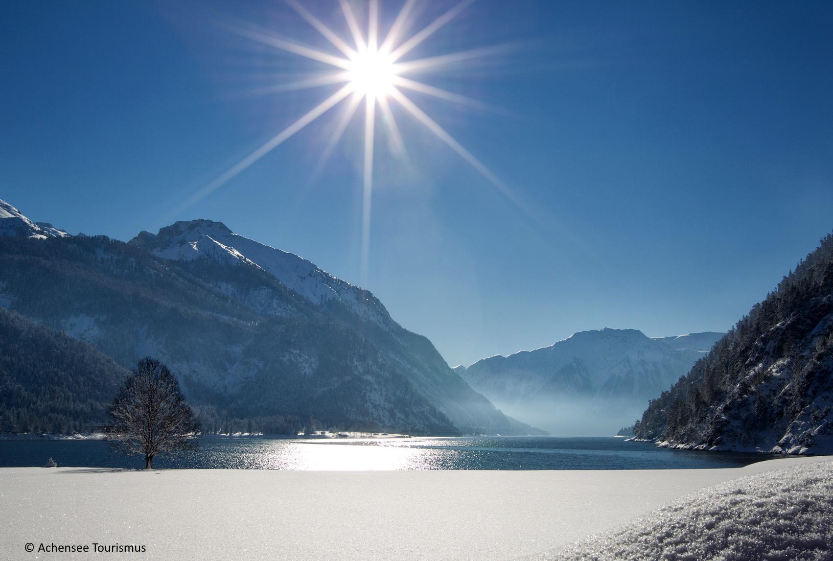 Achensee Winter