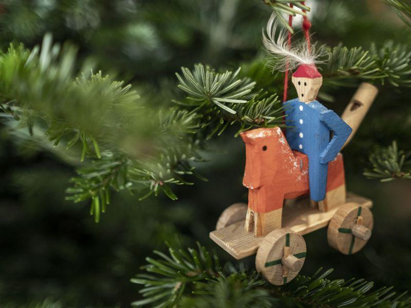 Arschpfeifenrössl Berchtesgadener Land Advent Geschenk Weihnachten