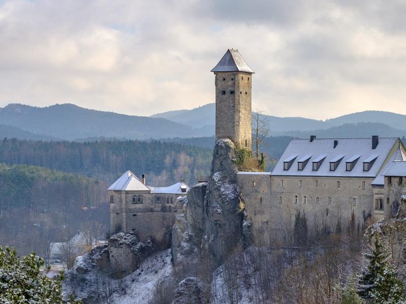 Advent Nürnberger Land Mittelalter Burgen Krippen