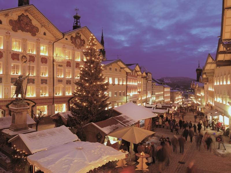 Christkindlmarkt Bad Tölz Weihnachtsmarkt