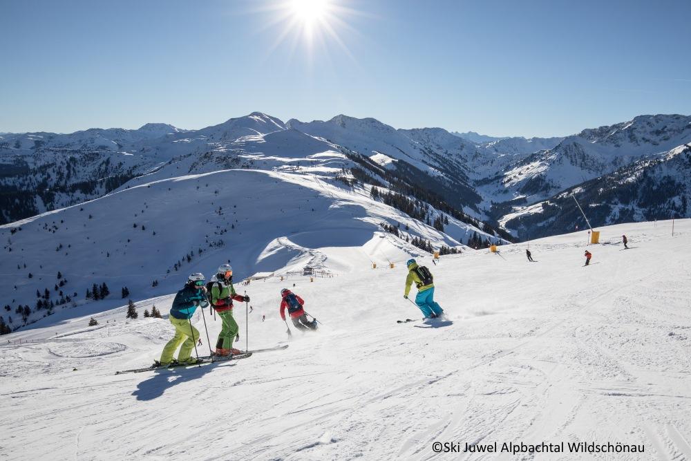 Alpbachtal Wildschönau Ski