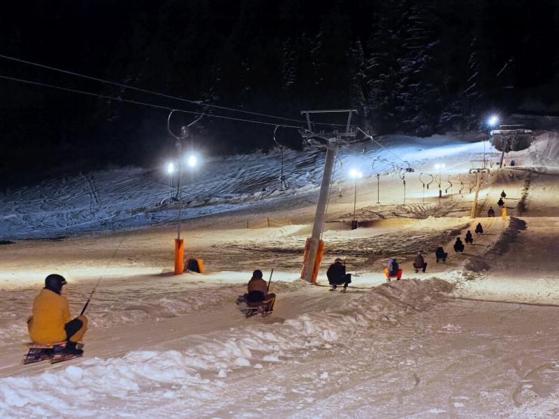 Nachtrodeln Schlepplift