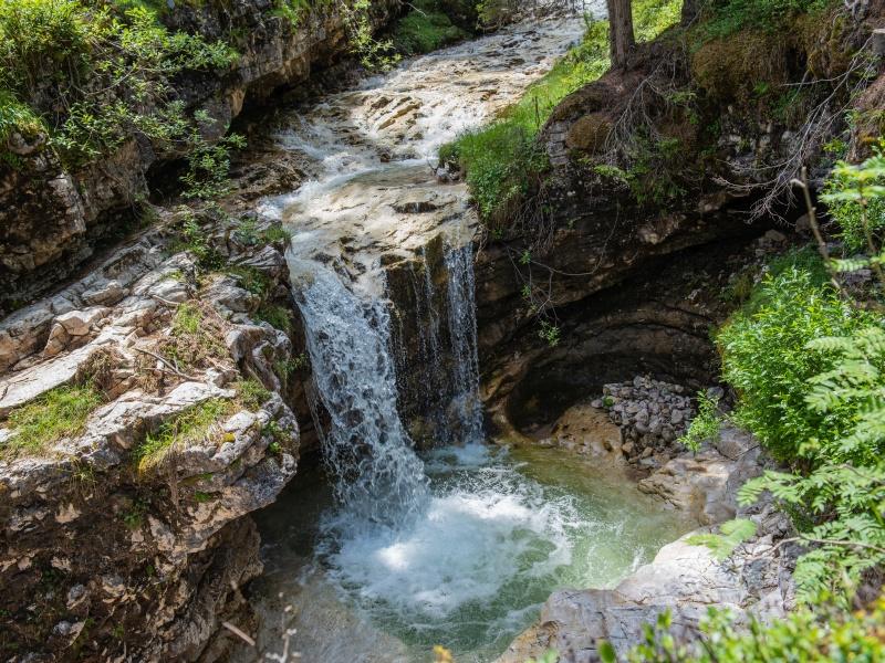 Wasserfall Schlucht
