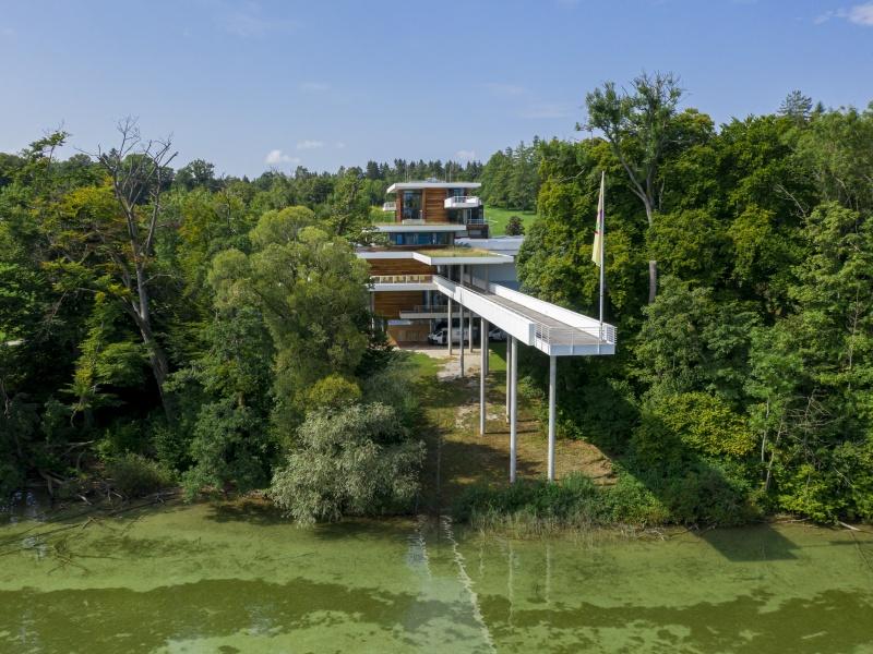 Buchheim Museum Haus Steg in der Luft