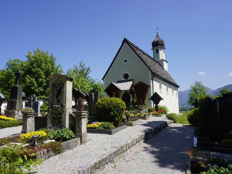 St. Georgs Kirche Oberau