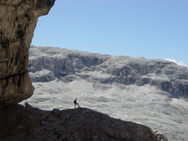 Cortina hochalpin Wanderer