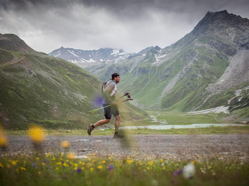 Trailrunner Bergsee Berge