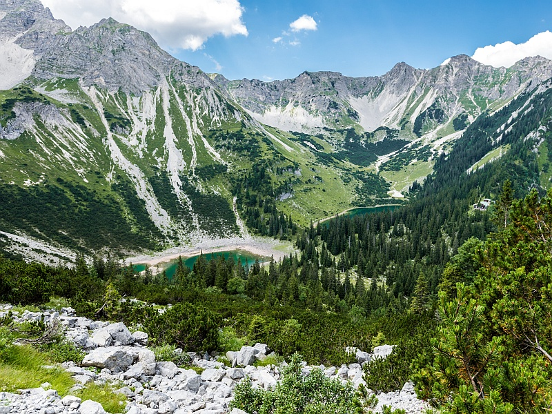 Soiernseen im Karwendel