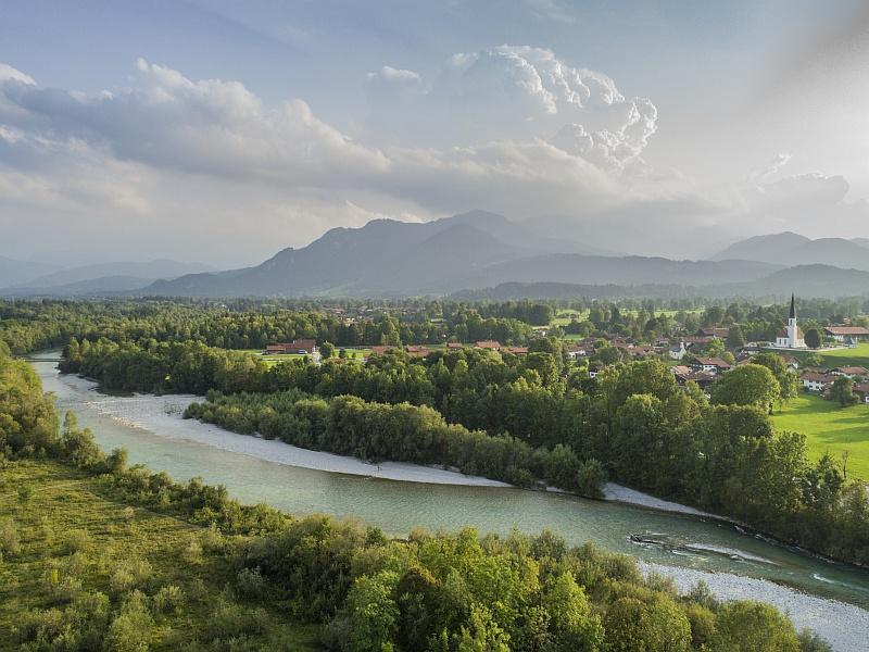 Arzbach an der Isar