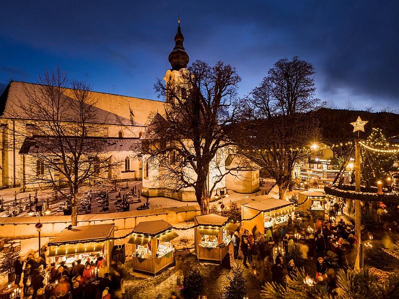 Weihnachtsmarkt Altenmarkt-Zauchensee