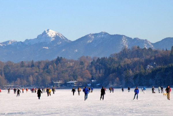 Winter Murnau