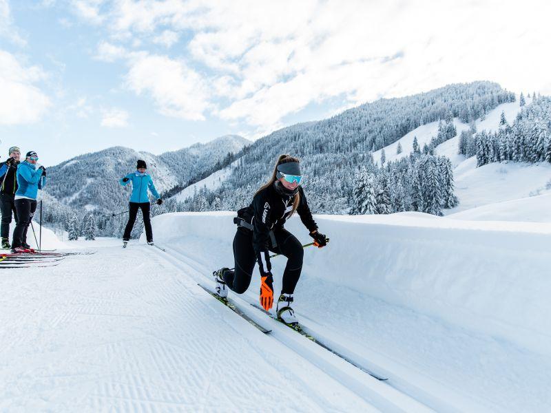 Langlauf- und Biathloncamp Pillerseetal