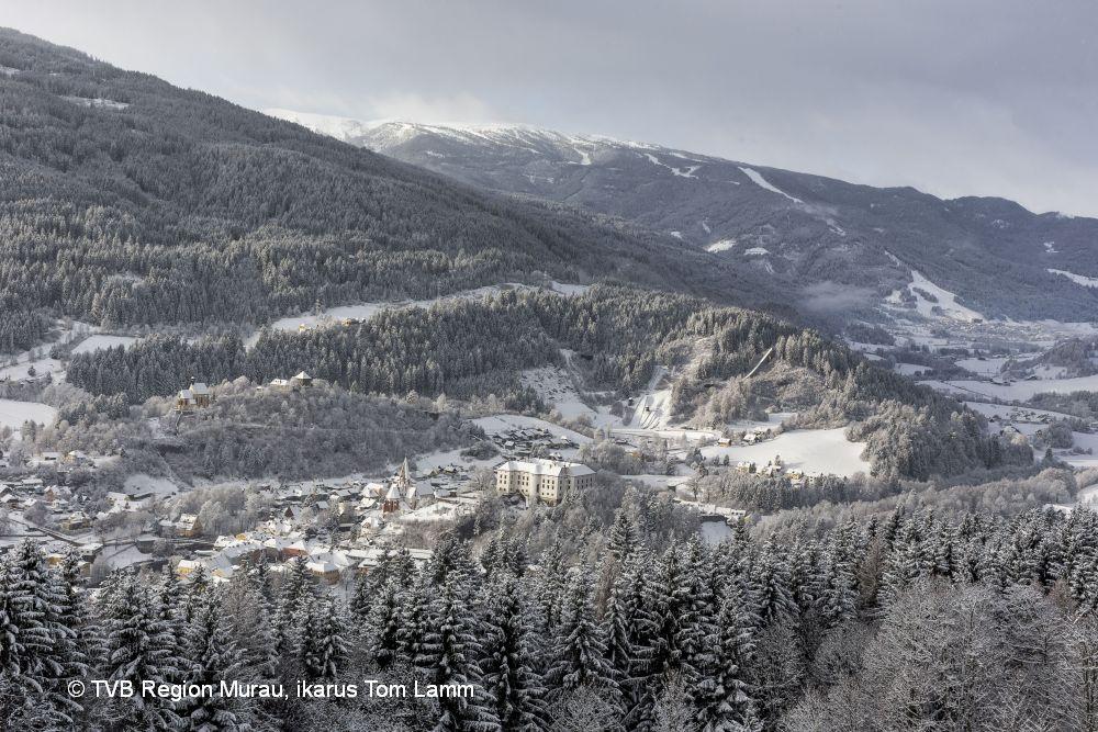 Winter Murau