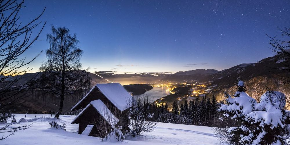 Winter Millstätter See
