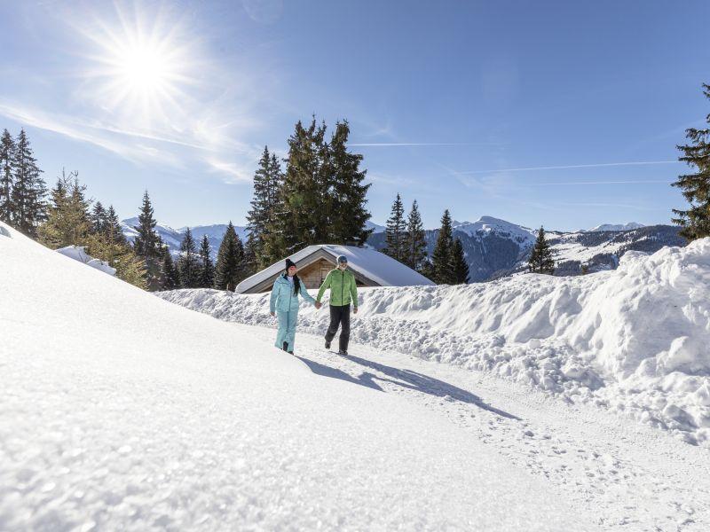 Winterwanderung Markbachjoch Wildschönau