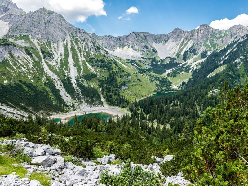 Soiernseen Karwendel