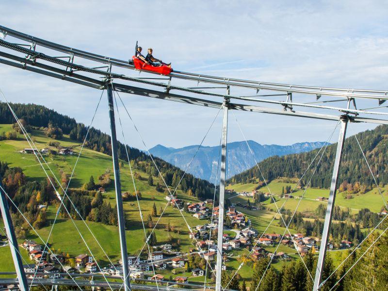 Drachenflitzer alpine Coaster