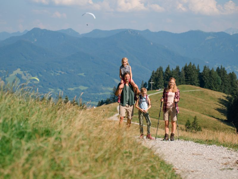 Familienwanderung Blomberg