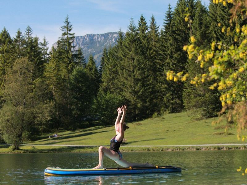 Sub Yoga Pillersee
