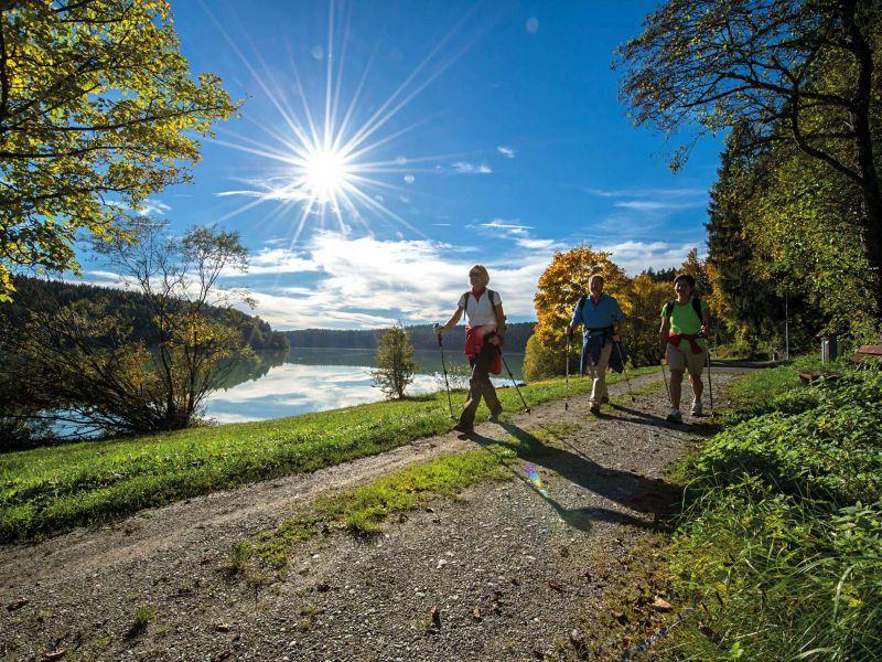 Lecherlebnisweg bei Schongau